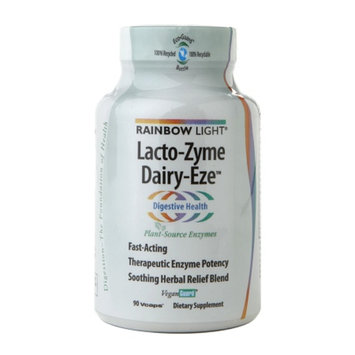 Rainbow Light Lacto-Zyme Dairy-Eze Digestion