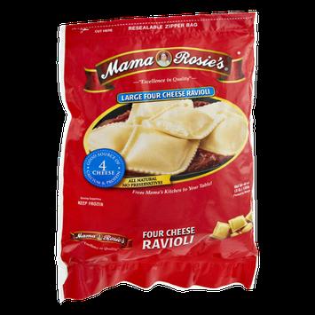 Mama Rosie's Large Four Cheese Ravioli