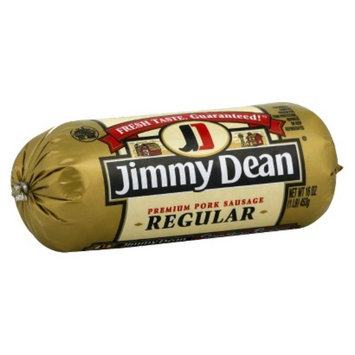 Jimmy Dean Regular Pork Sausage 16 oz