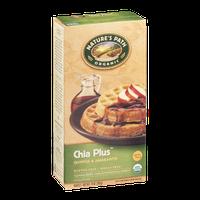 Nature's Path Organic Chia Plus Waffles Quinoa & Amaranth - 6 CT