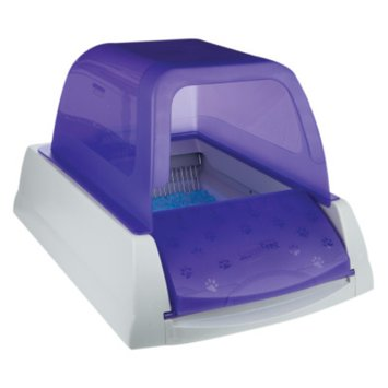 Scoop Free Ultra Self Cleaning Cat Litter Box