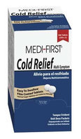 MEDI-FIRST 82213 Cold Relief, Tablet, PK500