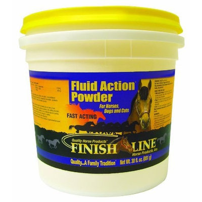 Finish Line Horse Products Fluid Action Powder