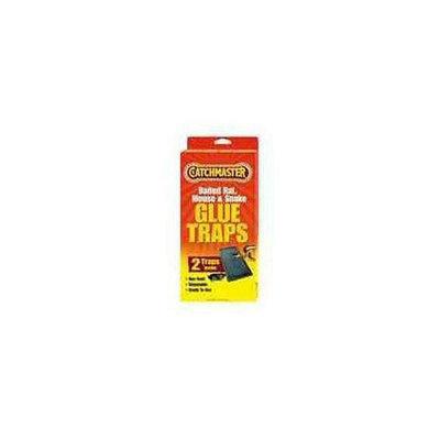 Atlantic Paste & Glue 402 2PK Catchmaster Rat Glue Trap - 2 Pack - Pack of 12