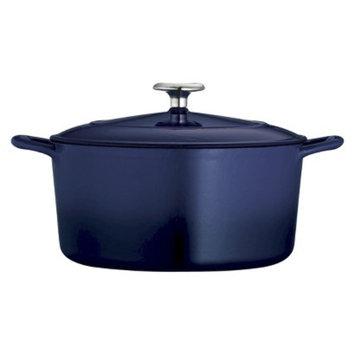 Tramontina 5.5 Quart Cast Iron Dutch Oven - Blue