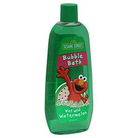 Sesame Street Bubble Bath Elmo Extra Sensitive 16oz