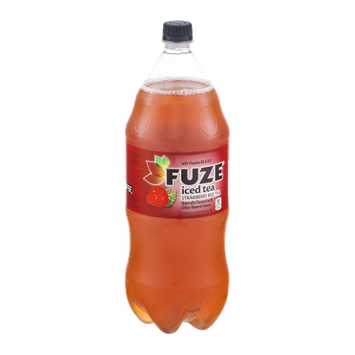 FUZE Iced Tea Strawberry Red Tea