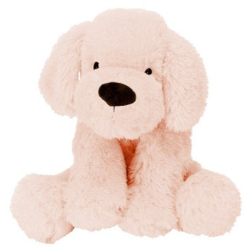 Animal Adventure Sweet Sprouts Plush Dog - Pink