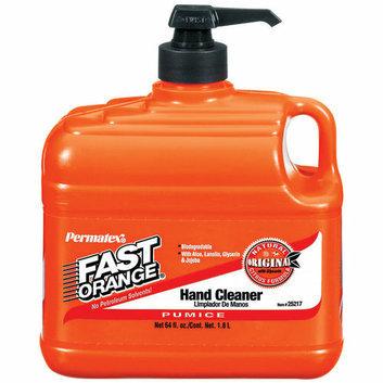 Permatex . 50 Gallon Fast Orange Pumice Lotion Hand Cleaner  25217