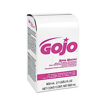 Gojo Spa Bath Body And Hair Shampoo