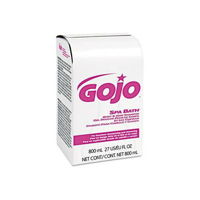 Gojo Spa Bath Body And Hair Shampoo
