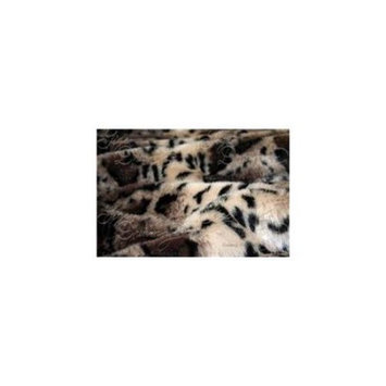 Favorite Pet Products T55 CLD Trundle Bed Clouded Leopard