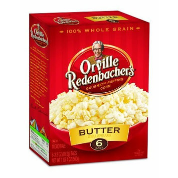 Orville Redenbacher's Gourmet® Popping Corn Butter Microwavable Popcorn
