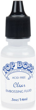 Clearsnap Top Boss Embossing Fluid Clear - CLEARSNAP, INC.