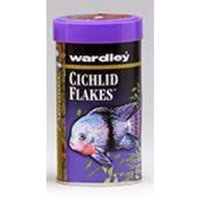 Wardley Corp Cichlid Flakes 1 7 8 Ounces - 569