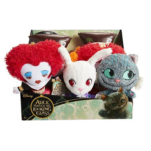 Tolly Tots Disney Alice in Wonderland Plush Figure - Mad Hatter