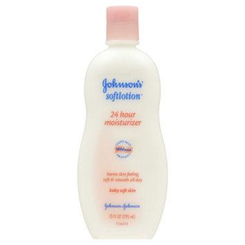 Johnsons Johnson's Softlotion 24 Hour Moisturizer - 10 oz