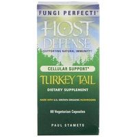 Host Defense Fungi Perfecti Turkey Tail, 60 capsules