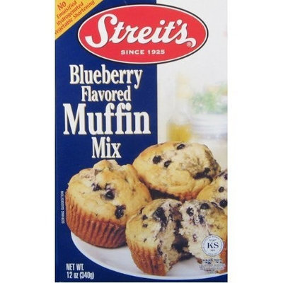Streit Muffin, Blueberry , 12 oz (pack of 12 )