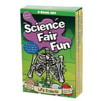 Science Fair Fun 5 Book Set Life Science Ages 10+