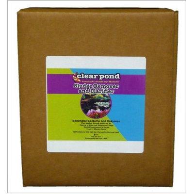 Clear Pond Dry Sludge Remover and Clarifier - Bulk, 20-Pound