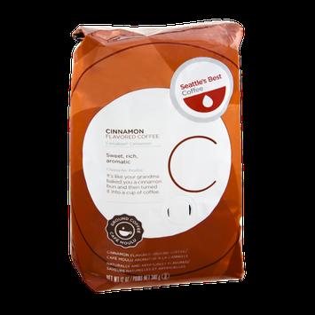Seattle's Best Coffee Cinnamon Flavored Ground Coffee