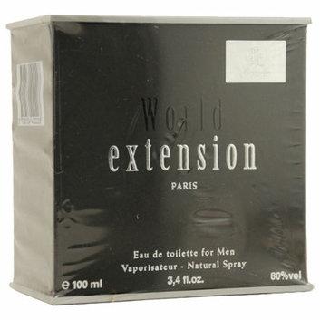 Geparlys World Extension Eau De Toilette Spray