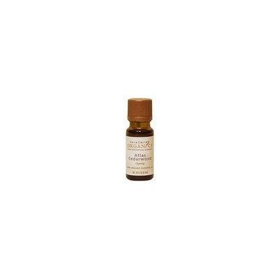 Aura Cacia Essential Oil Organic Cedar .33oz
