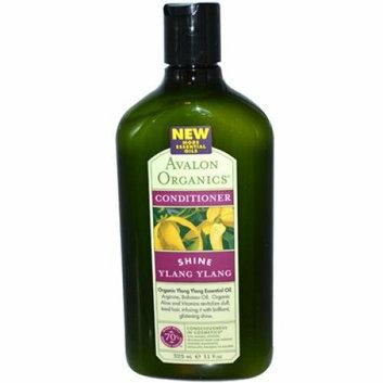 Avalon Organics Glistening Conditioner Ylang Ylang 11 fl oz