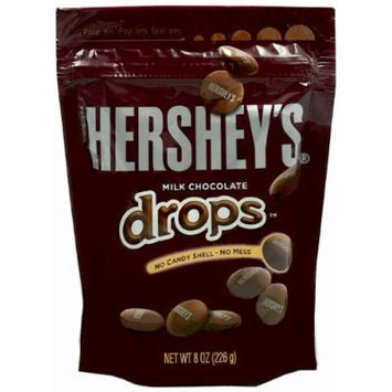 Hershey's Milk Chocolate Drops Pouch