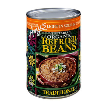 Amy's Kitchen Vegetarian Organic Traditional Refried Beans
