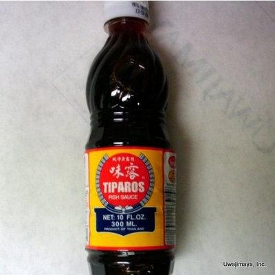 Tiparos - Fish Sauce (10 Fl. Oz.)