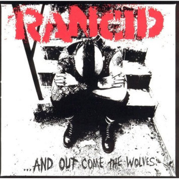 Epitaph Records Rancid ~ .And Out Come the Wolves (used)