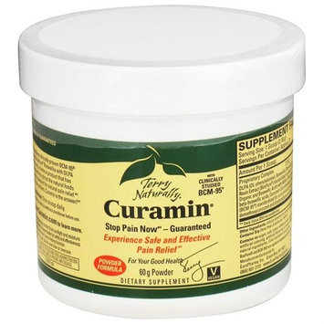 Terry Naturally Curamin Powder 60 g - Vegan