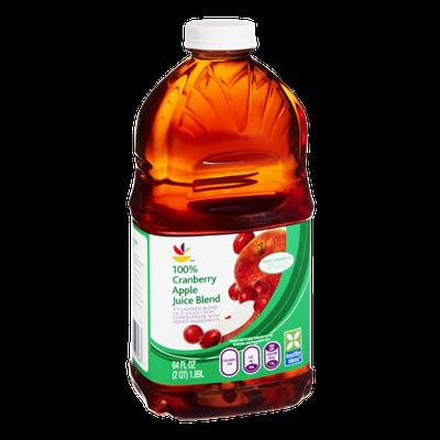 Ahold 100% Cranberry Apple Juice Blend