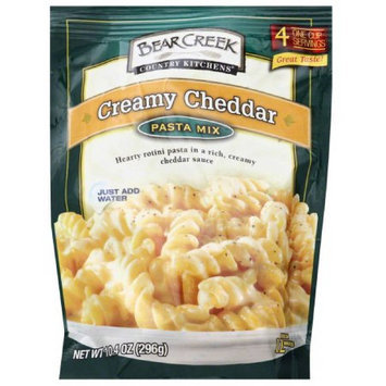 Bear Creek Country Kitchens Creamy Cheddar Pasta Mix, 10.4 oz, (Pack of 6)