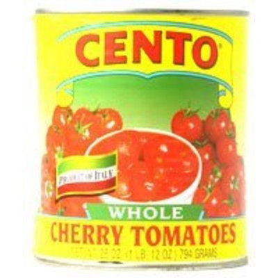 Cento Whole Cherry Tomatoes -- 28 oz