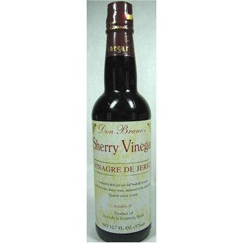 Don Bruno Sherry Vinegar Vinagre De Jerez 12.7 Oz.