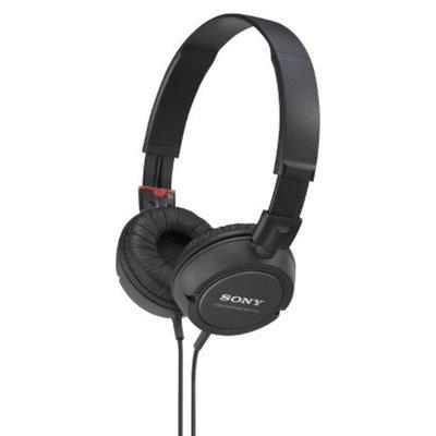 Sony Outdoor Headphones - Black (MDRZX100/BLK)