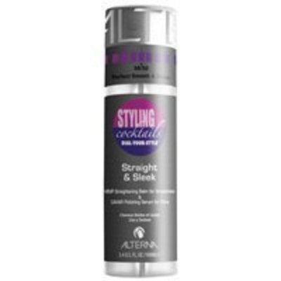 Alterna Styling Cocktails: Straight & Sleek-3.4 oz.