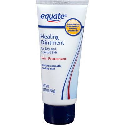 Equate Healing Ointment for Dry and Cracked Skin, 1.75 oz
