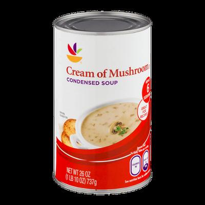 Ahold Cream Of Mushroom Condensed Soup