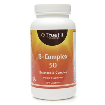 True Fit Vitamins B-Complex 50