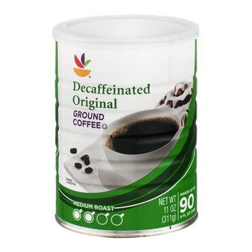 Ahold Decaffeinated Original Ground Coffee Medium Roast