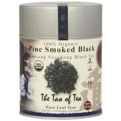 The Tao of Tea, Pine Smoked Black Tea, Loose Leaf, 4 Ounce