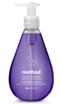 method french lavender gel hand wash