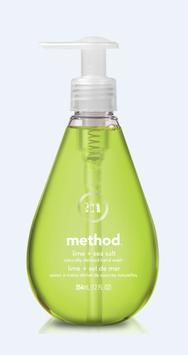 method lime sea salt gel hand wash