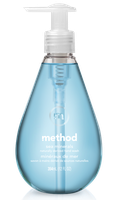 method sea minerals gel hand wash
