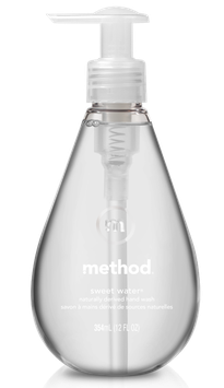 method sweet water gel hand wash