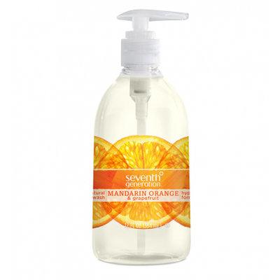 Seventh Generation Mandarin Orange & Grapefruit Natural Hand Wash